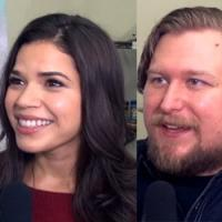 BWW TV: In Rehearsal with the Company of Second Stage's LIPS TOGETHER, TEETH APART