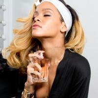 Rihanna Launches Latest Fragrance Rogue by Rihanna