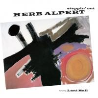 Grammy Winner HERB ALPERT Releases New Jazz Album STEPPIN' OUT Today