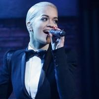 VIDEO: Rita Ora & Charles Hamilton Perform 'New York Raining' on LATE NIGHT