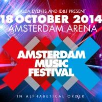 Armin van Buuren, Dash Berlin, Hardwell and More Set for Amsterdam Music Festival 2014 This Weekend