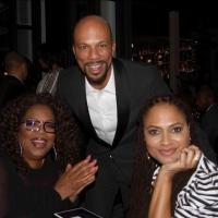 Photo Flash: Academy Award Nominee Common Hosts Pre-OSCARS Party for SELMA Team