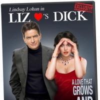 Photo Flash: Lindsay Lohan Mocks 'Liz & Dick' in New SCARY MOVIE V Promo