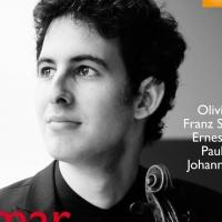 Violinist Itamar Zorman to Release Debut Album, 2/10