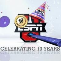 ESPNU Celebrates its 10th Anniversary Today With Special SPORTSCENTERU
