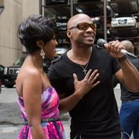 Photo Coverage: MOTOWN Launches Casting Search at Lunt Fontanne Theatre!