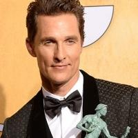 Matthew McConaughey in Talks to Lead BORN TO RUN Film Adaptation