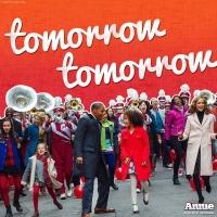 New ANNIE Movie Social Media Image Released