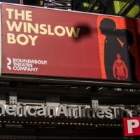Up on the Marquee: THE WINSLOW BOY