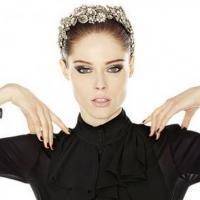 Coco Rocha Brings Fashion to the Royal Ball