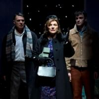 Photo Flash: First Look at SNOW ORCHID Off-Broadway, with Robert Cuccioli & More!