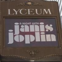 Up on the Marquee: A NIGHT WITH JANIS JOPLIN