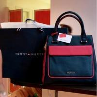 Tommy Hilfiger Supports Breast Health with Limited-Edition Handbag