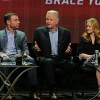 Photo Flash: Liev Schreiber, Jon Voight, Paula Malcomson and More at RAY DONOVAN's TCA Summer Tour