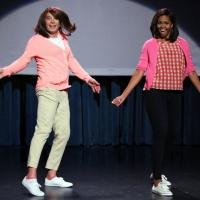 VIDEO: Jimmy Fallon & Michelle Obama Present 'The Evolution of Mom Dancing' on TONIGHT