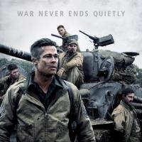 WWII Action Drama FURY Charges Into Select Overseas IMAX' Theatres, Beginning Today