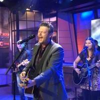 VIDEO: Blake Shelton Performs New Single 'Neon Light' on TODAY