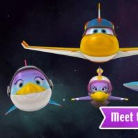 Animated Preschool Series SPACE RACERS Touches Down in the App Store for World Space Week