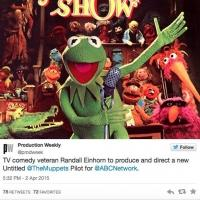 New MUPPET SHOW Pilot in Development for ABC