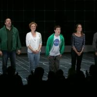 Photo Coverage: THE CURIOUS INCIDENT OF THE DOG IN THE NIGHT-TIME Cast Takes Opening Nght Bows