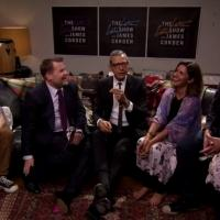 VIDEO: LATE LATE SHOW's James Corden & Jeff Goldblum Invade Stranger's House