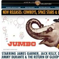 Billy Rose's JUMBO Among Warner Archive's New Releases