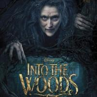 Meryl Streep Featured in All-New INTO THE WOODS Poster Art!