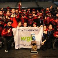 SPIRIT WINTER PERCUSSION Ensemble Wins Gold at World Championship
