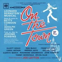 BWW CD Reviews: Masterworks Broadway's ON THE TOWN (Original London Cast Recording) is a Helluva Recording