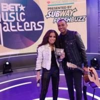Acclaimed Artist Jonathan McReynolds to Perform on BET's 106 & Park Tonight
