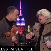 VIDEO: Tom Hanks & James Corden Re-create Hanks' Most Famous Film Roles on LATE SHOW