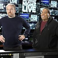 VIDEO: Host Louis C.K. Promos this Week's SATURDAY NIGHT LIVE