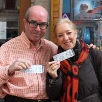 Photo Coverage: SPIDER-MAN Celebrates Tax Day with CPAs!