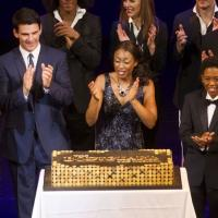 Photo Flash: West End's THE BODYGUARD Celebrates First Birthday