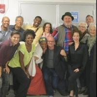 Photo Flash Exclusive: Cast of THE TRIP TO BOUNTIFUL Visits THE OLD FRIENDS!