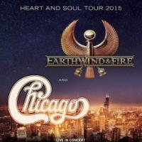 Earth, Wind & Fire & Chicago Announce North American Co-Headlining Summer Tour