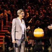 VIDEO: Shailene Woodley Talks New Film; Makes Pumpkin Time Bomb on TONIGHT!