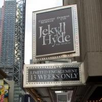 JEKYLL & HYDE Opens on Broadway Tonight