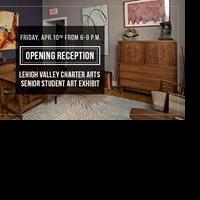 Bethlehem House Gallery to Host the Lehigh Valley Charter Arts Senior Student Art Exhibit