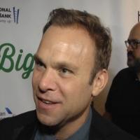 BWW TV: BIG FISH's Norbert Leo Butz, Kate Baldwin, Bobby Steggert & More Celebrate Opening Night!
