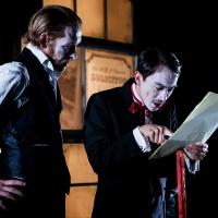 BWW Reviews: JEKYLL AND HYDE, The Southwark Playhouse, September 27 2013