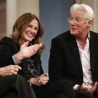 VIDEO: PRETTY WOMAN's Julia Roberts, Richard Gere & More Reunite on Today