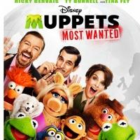 Photo Flash: Tina Fey & More Featured in First Poster for MUPPETS MOST WANTED