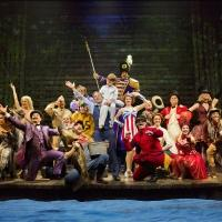 Photos and Video: Meet the Full Cast of Broadway's BIG FISH!