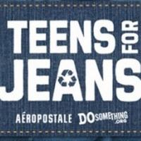 Aeropostale and DoSomething.org Launch Jeans Donation Campaign