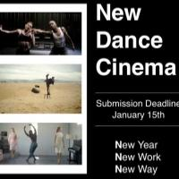 NEW DANCE CINEMA to Celebrate Movement and the Moving Image at SCENE Space, 2/20