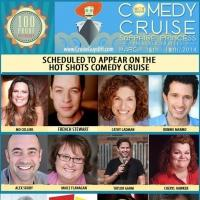 HOT SHOTS COMEDY CRUISE - Changes Departure & Itinerary to March 15th, 2014