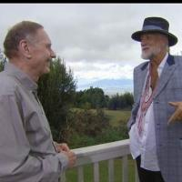Musician Mick Fleetwood Visits CBS SUNDAY MORNING Today