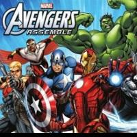AVENGERS ASSEMBLE & HULK Animated Series to Premiere this Summer on Disney XD