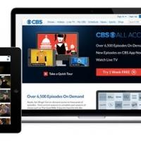 CBS Announces New Multi-Platform Digital Subscription Service